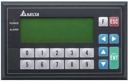 台达 数字输入型文本显示器TP04G-BL-C/ TP04G-BL-CU