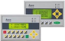 台达 精致型文本显示器 TP02G-AS1/TP04G-AS2