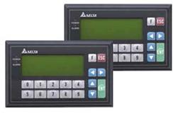 台达 数字输入型文本控制器 TP04P系列一体机