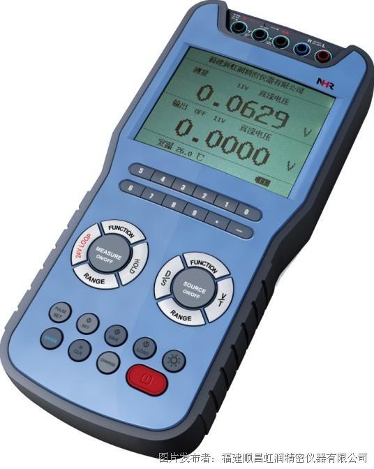 虹润NHR-100过程校验仪