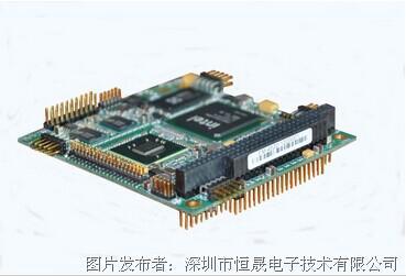 恒晟 EM-4520 PC104嵌入式核心模块