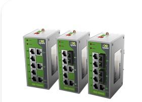 映翰通 ISE1008D系列非网管型工业以太网交换机