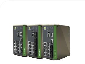 映翰通 ISM2016D系列网管型工业以太网交换机