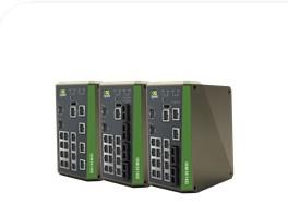 映翰通 ISM3018D系列网管型工业以太网交换机