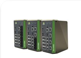 映翰通 ISM3019D系列网管型工业以太网交换机