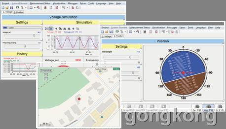 风丘科技 Softing测量软件PEA