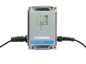 Omega 工业级红外线温度计